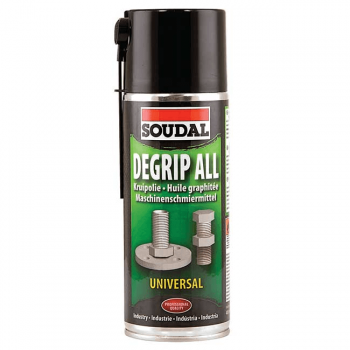 Soudal Csavarlazító spray 400ml (123675)