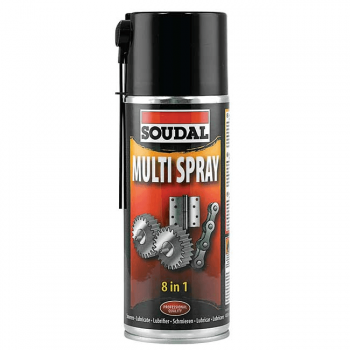 Soudal Multifunkciós spray 400ml (119707)