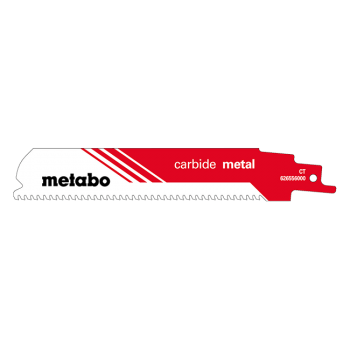 Metabo Kardfűrészlap carbine metal 150x1,25mm (626556000)
